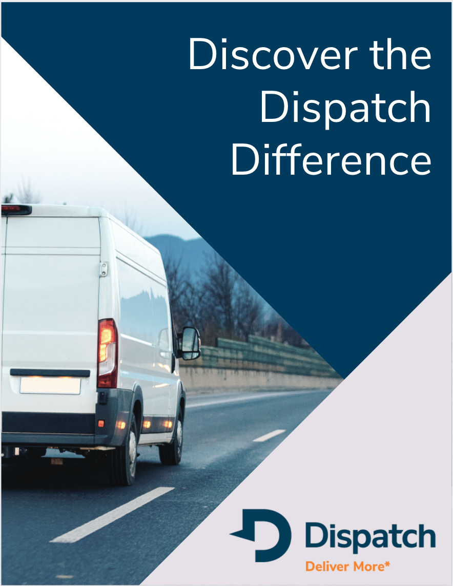 Dispatch Deliveries eBook